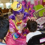 Fairy Wishes Face Painting at Westfeild