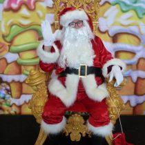 santa hire sydney