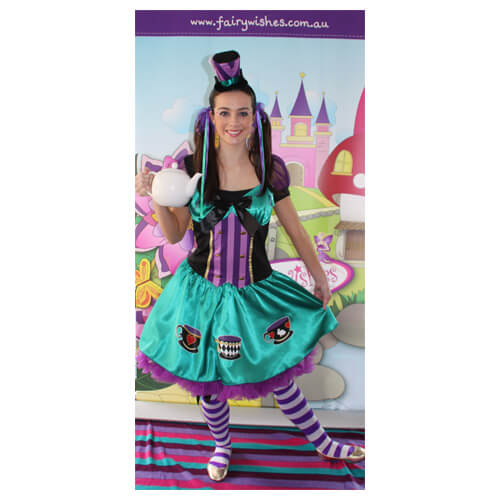 Mad Hatter Kids Party Host
