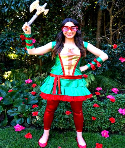 Super Hero Ninja Turtle Party Host