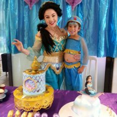 Princess Jasmine Party Entertainer sydney