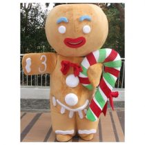 gingerbread-man-mascot-hire
