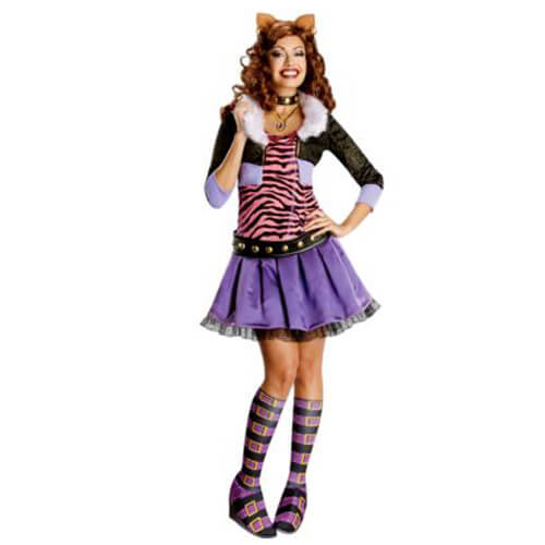 Monster High Party Host