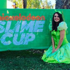 Nickelodeon slime cup - Fairyw wishes kids entertainers